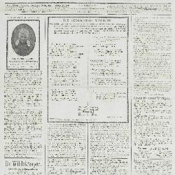 Gazette van Beveren-Waas 15/01/1899
