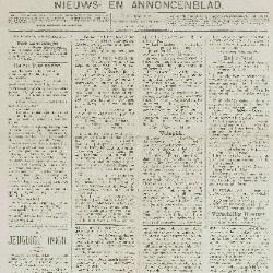 Gazette van Beveren-Waas 20/09/1891
