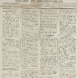 Gazette van Beveren-Waas 21/08/1892