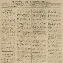 Gazette van Beveren-Waas 27/01/1895