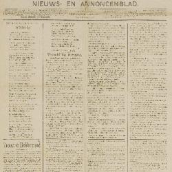 Gazette van Beveren-Waas 19/01/1896
