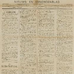 Gazette van Beveren-Waas 22/03/1896