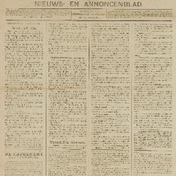 Gazette van Beveren-Waas 30/01/1898