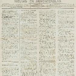 Gazette van Beveren-Waas 19/11/1893