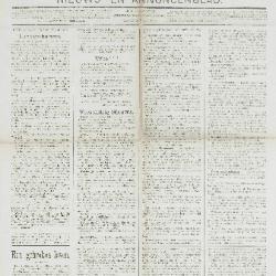 Gazette van Beveren-Waas 17/09/1905