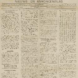 Gazette van Beveren-Waas 23/02/1890
