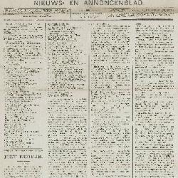 Gazette van Beveren-Waas 22/11/1891