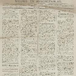 Gazette van Beveren-Waas 25/09/1892
