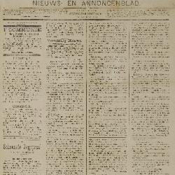 Gazette van Beveren-Waas 23/03/1890