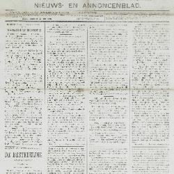 Gazette van Beveren-Waas 31/10/1886