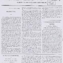 Gazette van het Land van Waes 27/03/1842