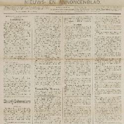 Gazette van Beveren-Waas 22/03/1891