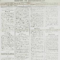 Gazette van Beveren-Waas 24/01/1886