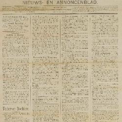 Gazette van Beveren-Waas 08/08/1897