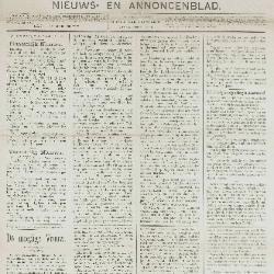 Gazette van Beveren-Waas 22/09/1889