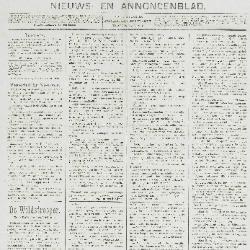 Gazette van Beveren-Waas 06/11/1898