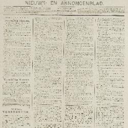 Gazette van Beveren-Waas 22/10/1893