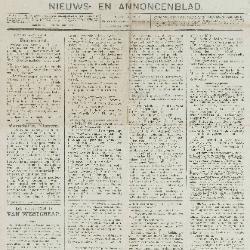 Gazette van Beveren-Waas 05/07/1891