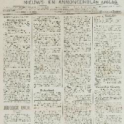 Gazette van Beveren-Waas 27/09/1891
