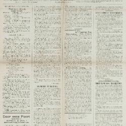 Gazette van Beveren-Waas 28/02/1909
