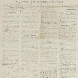 Gazette van Beveren-Waas 29/10/1893