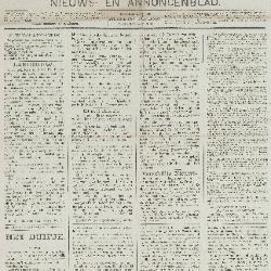 Gazette van Beveren-Waas 29/11/1891