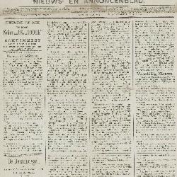 Gazette van Beveren-Waas 24/01/1892
