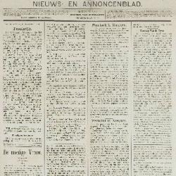 Gazette van Beveren-Waas 10/11/1889