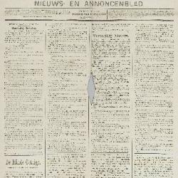 Gazette van Beveren-Waas 16/07/1893