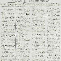 Gazette van Beveren-Waas 25/09/1898