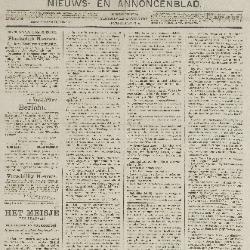 Gazette van Beveren-Waas 11/12/1892