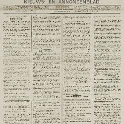 Gazette van Beveren-Waas 23/04/1893