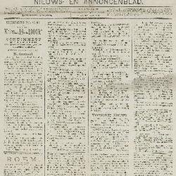Gazette van Beveren-Waas 27/03/1892