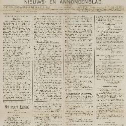 Gazette van Beveren-Waas 26/10/1890