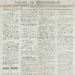 Gazette van Beveren-Waas 09/01/1887