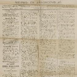 Gazette van Beveren-Waas 22/05/1887