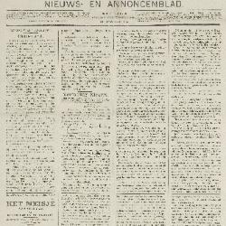 Gazette van Beveren-Waas 08/01/1893
