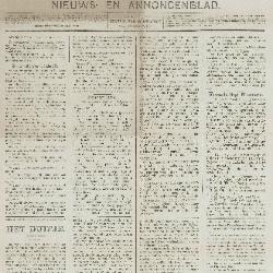 Gazette van Beveren-Waas 13/12/1891