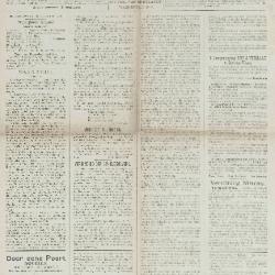 Gazette van Beveren-Waas 21/02/1909