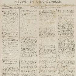 Gazette van Beveren-Waas 15/06/1890