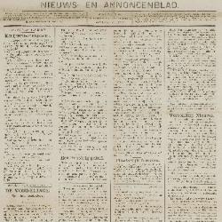 Gazette van Beveren-Waas 20/07/1890
