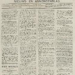 Gazette van Beveren-Waas 18/12/1892