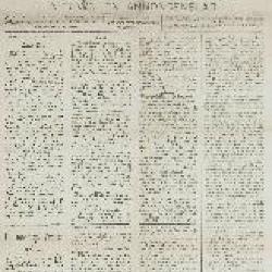 Gazette van Beveren-Waas 17/11/1889
