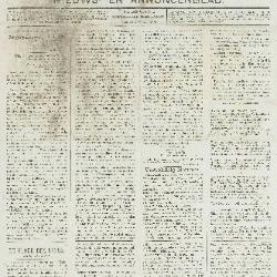 Gazette van Beveren-Waas 22/07/1900