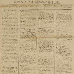 Gazette van Beveren-Waas 16/02/1896