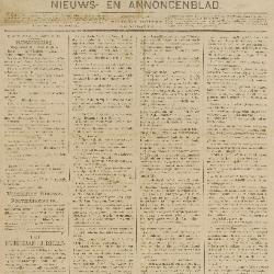 Gazette van Beveren-Waas 28/10/1894