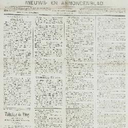 Gazette van Beveren-Waas 03/03/1889