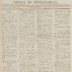 Gazette van Beveren-Waas 22/06/1890