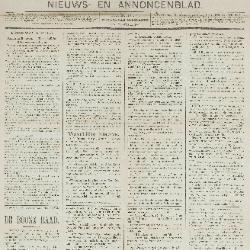 Gazette van Beveren-Waas 22/07/1894