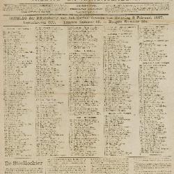 Gazette van Beveren-Waas 07/02/1897